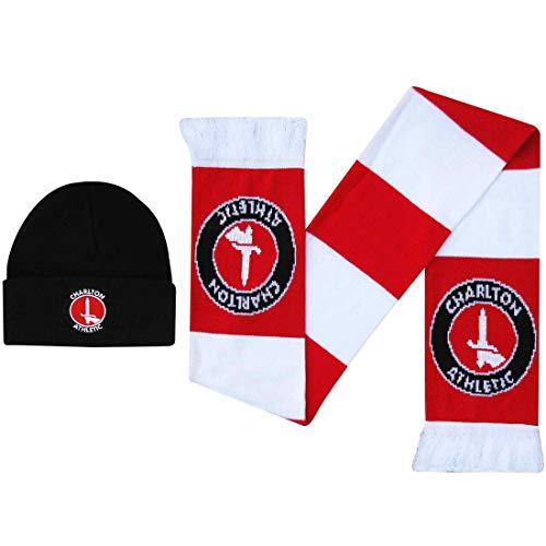 Charlton Athletic Crest Schal