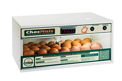 Chocadeira Automática Chocmais 72 Ovos Com Ovoscópio 220V