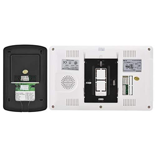 HD 700 TV Door Video Phone Timbre Kit 1V2 813FG12(European standard (110v-240v), Transl)