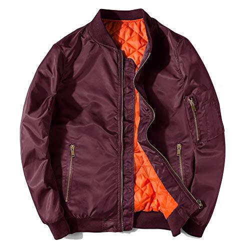 Men's Bomber Jacket Colorful