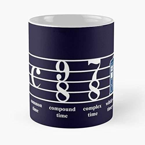 Dr Who - Bestes 11 Unze-Keramik-Kaffeetasse Geschenk