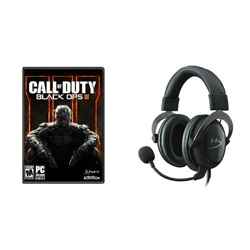 Call of Duty: Black Ops III - Standard Edition - PC and Headset Bundle