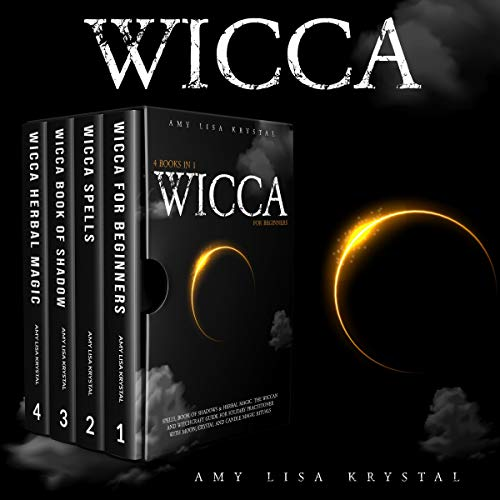 Wicca: 4 Books in 1 cover art