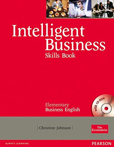Johnson, C: Intelligent Business Elementary Skills Book/CD-R