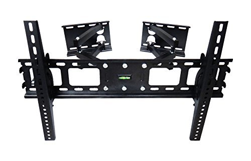 Impact Mounts Corner TV Wall Mount for Plasma, LCD, LED TVs 37 -63' (37 40 42 46 47 50 55 60 63) Full Motion Articulate Articulating Tilts Swivels