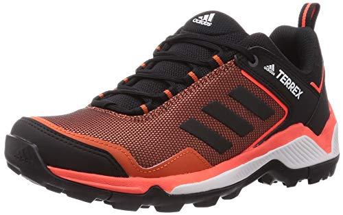 adidas Terrex EASTRAIL, Zapatillas Deportivas Hombre, Glory Amber/Core Black/Solar Red, 42 EU