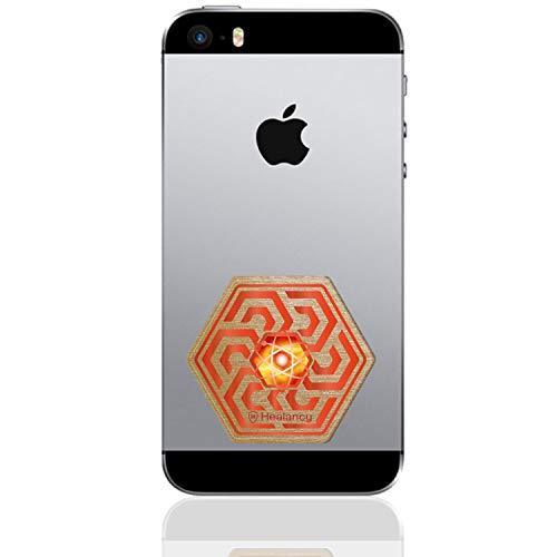 Healancy Biomedical- Elekto Strahlen Schutz - Passend zu Handy Hülle iPhone SE 128GB- EMF Abschirmung EIN Muss für Vieltelefonierer. Gegen Wärme, Kopfschmerzen, EIN-/ Durchschlafen