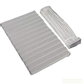 Mayton Heavy Duty Standard Mattress Support Wooden Bunkie Board/Slats with Covered Twin Beige