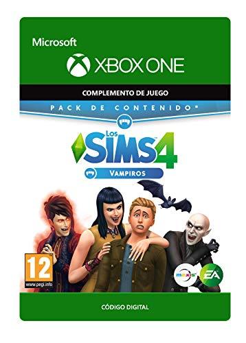The SIMS 4: Vampires  | Xbox One - Código de descarga