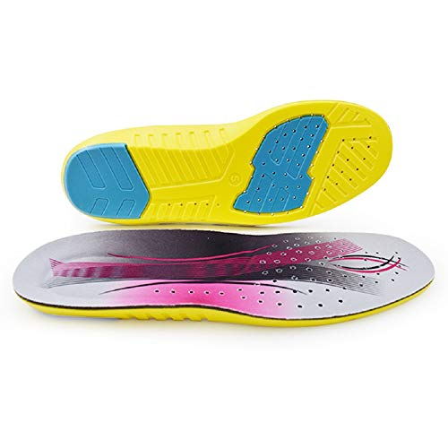 SOFIT Solette Confort Ortopediche, Memory Foam Soffice Antiurto per Sport, Assorbimento...