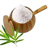 Caja de Sal de Madera de Bambú, Caja de Sal Redonda, Recipiente de Sal, Tarro...