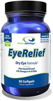 wholesale Doctor's Advantage Eye Relief Dietary Count 90 Supplement OFFicial site