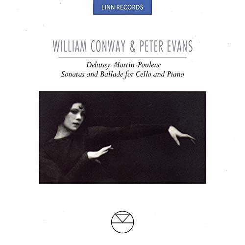 Peter Evans & ウィリアム・コンウェイ