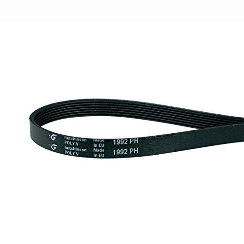 Cinghia trapezoidale 1992 PH 7, ricambio per bauknecht 481935828002, Bosch Siemens 00753220, per asciugatrice