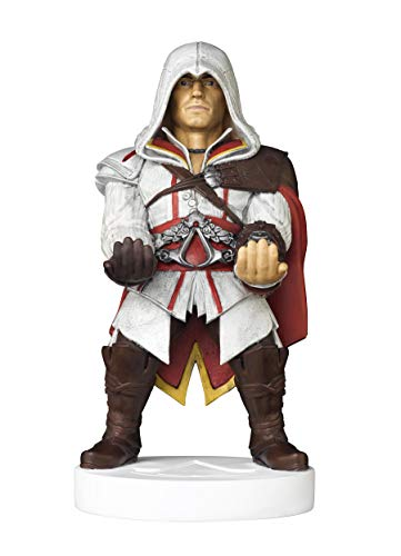 Exquisite Gaming Cable Guys - Ezio from Assassin's Creed Charging Phone and Controller Holder - Electronic Games