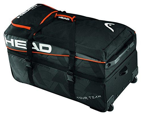 HEAD Tour Team Travel Bag Tasche, Schwarz, 68 x 40 x 20 cm