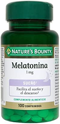 Melatonina 3mg nature made