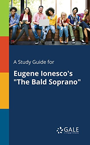 """A Study Guide for Eugene Ionesco's """"The Bald Soprano"""" (Drama For Students) (English Edition)"""