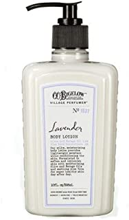 C.O. Bigelow Body Lotion, No. 1537 Lavender