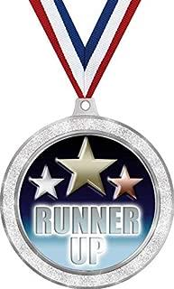 Runner Up Medal, 2 1/2