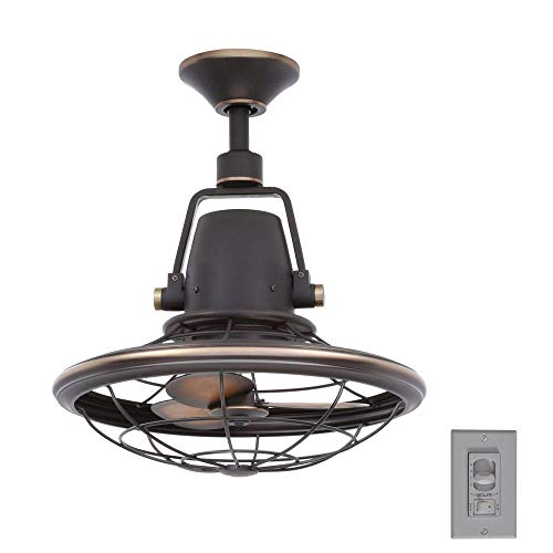 Home Decorators Collection Bentley II 18 Inch Indoor and Outdoor Tarnished Bronze...
