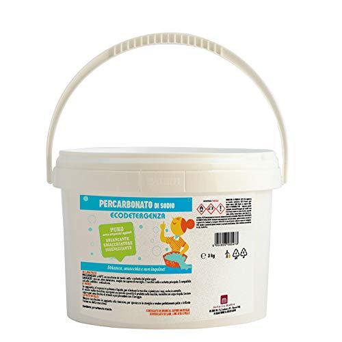 Materiamadre Percarbonato Puro Secchiello 3 kg - smacchiante, sbiancante, igienizzante