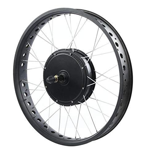 SALUTUYA Kit de conversión de Bicicleta eléctrica Accesorio de conversión de Bicicleta eléctrica Kit de conversión de Bicicleta eléctrica de Rueda de 20 Pulgadas, con(Backdrive)