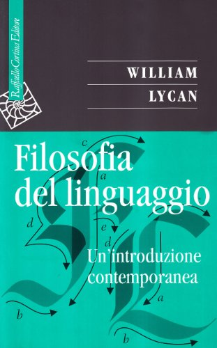 Filosofia del linguaggio. Un'introduzione contemporanea