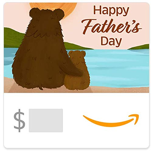 Amazon eGift Card - Father's Day...