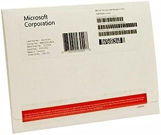 مايكروسوفت ويندوز سيرفر 2012 قياسي OEM (2CPU/2VM) X64-إنجليزي/64-بت