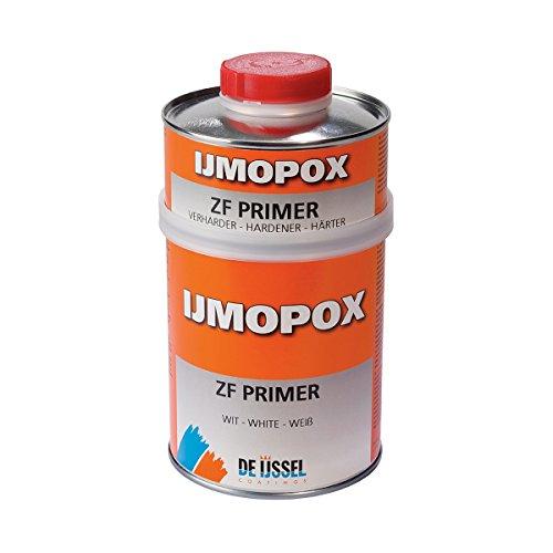 De IJssel IJmopox ZF Primer / Zweikomponenten-Epoxidgrundierung | Weiß | 0,75L | Epoxidharz Beschichtung (Epoxidharz und Härter)