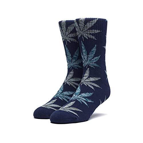 HUF Plantlife Kush Melange Socke Größe: One Size Farbe: Indigo
