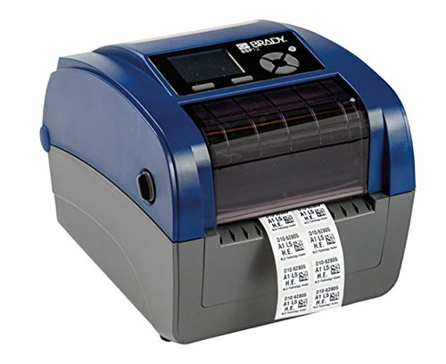 BRADY 167974 Etiquette THT sur gros mandrin, THT-59-492-10 pour imprimante, BBP11 ou IP300/600 pour microtubes à centrifuger, Freezer Bondz