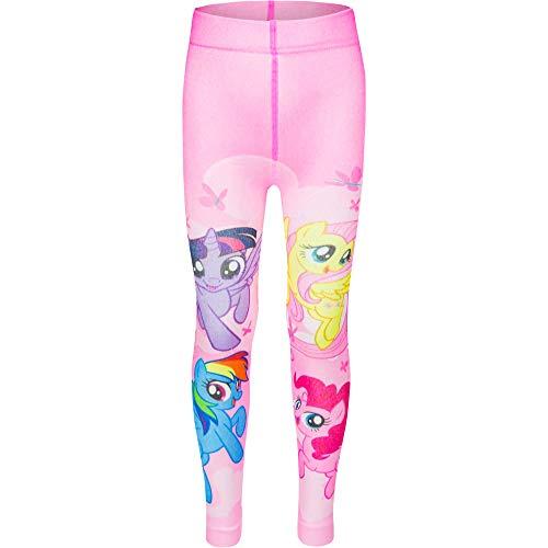 Palleon My Little Pony Mädchen Leggings Kinder Hose 92-98 / Mehrfarbig