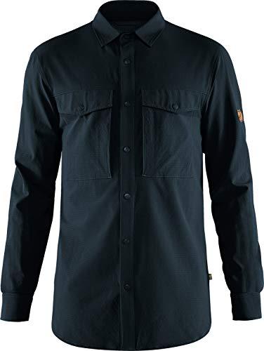 Fjallraven Abisko Trekking Shirt M Camisa de Senderismo con Manga Larga, Hombre,...