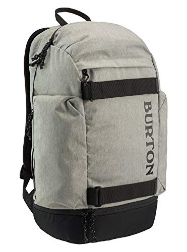 Burton Distortion 2.0, Zaini Unisex Adulto, Gray Heather