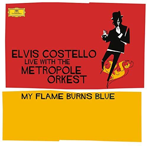 Costello: My Flame Burns Blue [Vinilo]