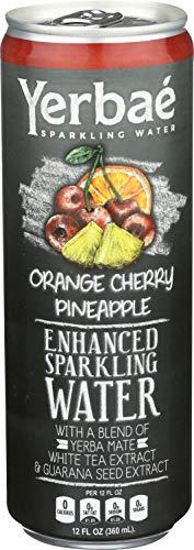 Yerbae Water Enhanced Spark Cherry, 12 fl oz