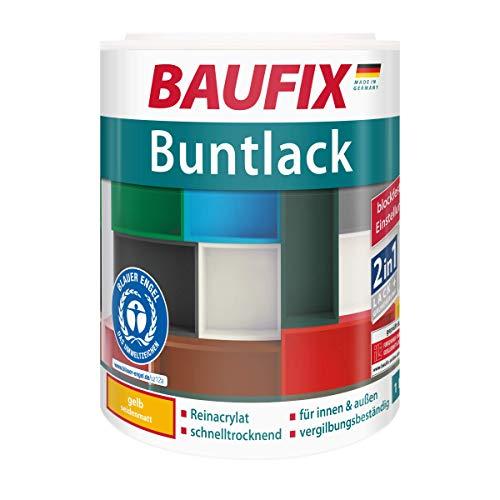 BAUFIX  Buntlack Gelb