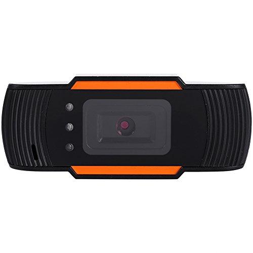 Oreilet Cámara Web, micrófono de absorción de Sonido Incorporado, cámara USB 2.0, cámara Web de grabación de Video para computadora, computadora, computadora portátil, Oficina