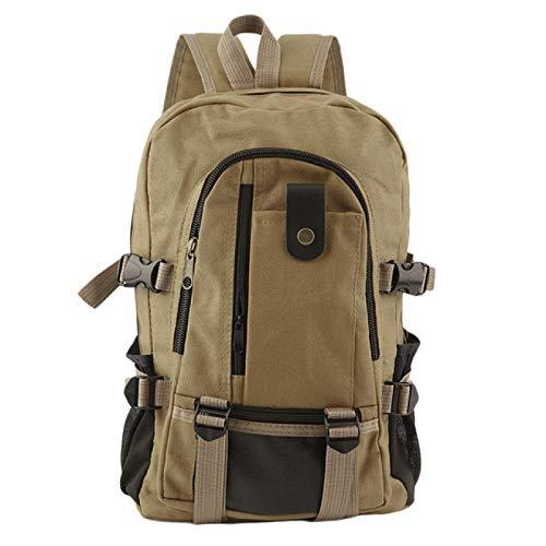 SYXLNNYYZM Traveling Backpack Backpack Ladies Retro Rucksack Travel Shoulder Bag Outdoor Bag