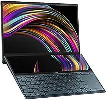 "ASUS ZenBook Duo UX481 14"" FHD NanoEdge Bezel Touch Display, Intel Core i7-10510U CPU, 8GB RAM, 512GB PCIe SSD,..."