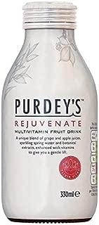 Purdey's Rejuvenate Multivitamin Fruit Drink - 330ml (11.16fl oz)