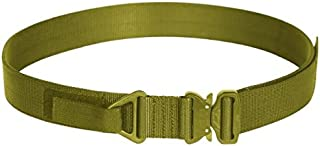 Tactical Assault Gear Cobra Buckle Riggers Belt, Medium 32-34in, Coyote Tan 831151