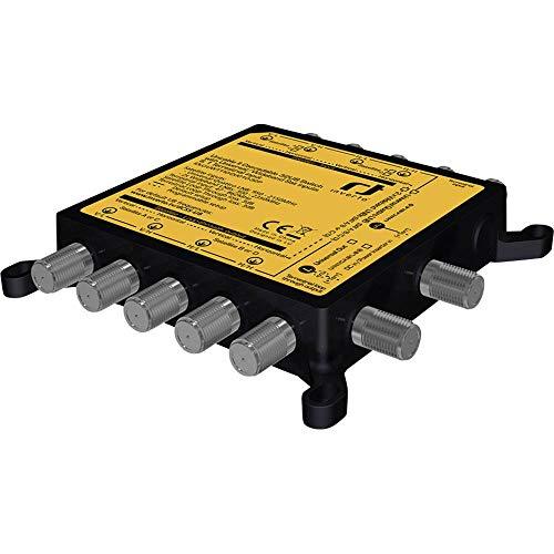 Inverto 5294 IDLU-UWT110-CUO1O-32PP Unicable 2 Multischalter schwarz