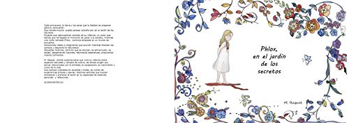 Phlox en el jardín de los secretos: Una bruja sin caldero