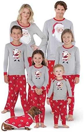 SOHOH Pijama Navidad Familiar Pijama Navidad Familiar Ropa de ...