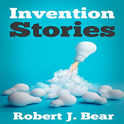 Invention Stories cover art