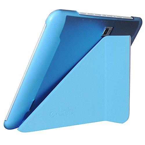 e-tab lc97je Schutzhülle für Tablet–Hülle für Tablets (Folio, Blau, Style, Hand, Kratzresistent, Schockresistent)