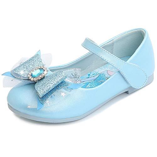 AIYIMEI Mädchen Prinzessin Schuhe Kinder Sandalen Partei Schuhe Mädchen Kostüm Zubehör Ballerina Karneval Verkleidung Party Aufführung Fasching Tanzball 3-11 Jahre